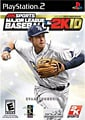 PS2 - Major League Baseball 2K10