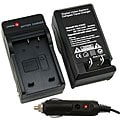 Compact Nikon EN-EL8 Battery Charger Set
