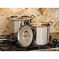 Cooks Pro Stainless Stockpots (Set of 2)
