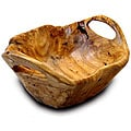 Enrico Rootworks Medium Flat Cut Squared Root Bowl (China)