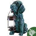 Generic LED Solar Light Dog Lantern