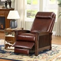 Chelsea Leather Recliner Chair