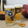 Titans NFL Pint Glasses (Set of 2)