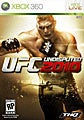 Xbox 360 - UFC Undisputed 2010