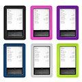 Premium Grade Barnes & Noble Nook Silicone Skin Cover Case