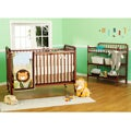 DaVinci Jenny Lind 3-in-1 Crib in Cherry