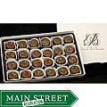 Chocolate Mint Creams 2-pound Gift Box