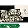 Chocolate Mint Truffle Half-pound Gift Box