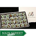 Chocolate Mint Truffles 2-pound Gift Box