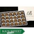 Chocolate Raspberry Creams Half-pound Box