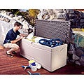 Lifetime Deluxe 130-gallon Deck Storage Box