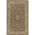 Hand-tufted Camelot Wool Rug (10' x 14')