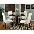 Kemper Ivory Parson's Chairs (Set of 2)