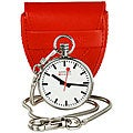 Mondaine Swiss Railway Pocket Travel Clock