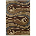Adana Gold/ Brown Runner (2' x 7')