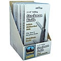 Buffalo Tools 2.5-inch Folding Stockman Knife (Pack of 6)