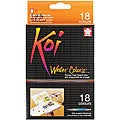 Koi 18-color Water Color Field Sketch Kit