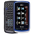 LG Xenon GR500 Blue GSM Unlocked Cell Phone
