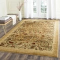 Safavieh Lyndhurst Collection Paisley Beige/ Multi Rug (6' x 9')