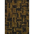 Innovations Black Rug (5'3 x 7'5)