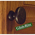 GlideRite Oil Rubbed Bronze Round Hammered Cabinet Knobs (Pack of 100)
