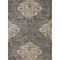 Jullian Grey Shag Rug (2'3 x 3'9)