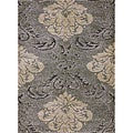 Jullian Grey Shag Rug (7&#39;7 x 10&#39;6)