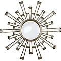 Adriano Silver Wall Mirror