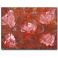 Donald Cox &#39;Roses&#39; Canvas Art