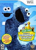 Wii - Sesame Street: Cookie's - By WB Games