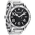 Nixon 51-30 Men's High-polish Stainless Steel Watch