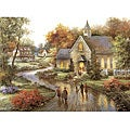 Autumn&#39;s Blessing 1500-piece 24 x 33 Jigsaw Puzzle