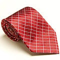 Platinum Ties Men&#39;s &#39;Holiday Bliss&#39; Tie
