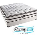Beautyrest Classic Porter Plush Pillow-top King-size Mattress Set