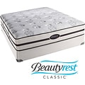 Beautyrest Classic Meyers Extra Firm California King-size Mattress Set