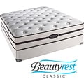 Beautyrest Classic Meyers Plush Firm California King-size Mattress Set