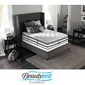 Beautyrest Classic Meyers Plush Pillow-top Full-size Mattress Set