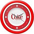 Coca-Cola 12-inch White Neon 1970's Style Coke Clock