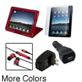 BasAcc Leather 5-piece Combo Kit for Apple iPad
