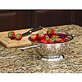 Stainless Steel 3-quart Colander with Handles (Pack of 2)
