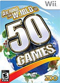 Wii - Around The World in 50 Games - By Zoo Games