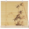 Bamboo 24-inch Bamboo-designed Blinds (China)