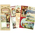 Crafty Secrets Seasonal 32-page Images andJournal Note Cards