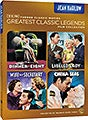 TCM Greatest Classic Films: Legends - Jean Harlow (DVD)