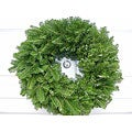 Fresh Balsam 24-inch Christmas Wreath