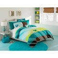 Roxy Summer Daze 10-piece Full-size Bed in a Bag with Sheet Set
