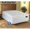 Spring Air Meadow Pillow Top Value Back Supporter Queen-size Mattress Set