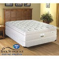 Spring Air Bromley Euro Top Back Supporter California King-size Mattress Set