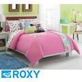 Roxy Be True Queen-size 7-piece Duvet Cover Bedding Ensemble with Sheet Set