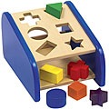 Guidecraft Hide 'n Seek Shape Sorter Activity Set